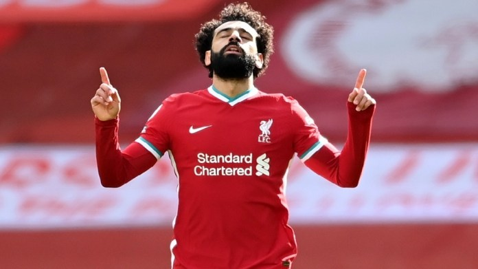 Salah talks for the first time about his historic achievement with Liverpool