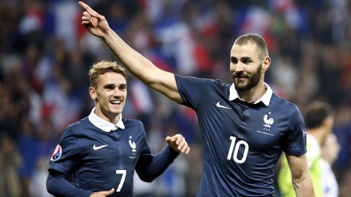 After being excluded for 6 years ... Benzema was called up to the French national team in the European Championship
