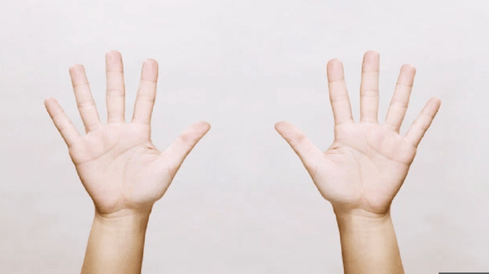 A simple thumb self-exam can reveal a potentially fatal health condition