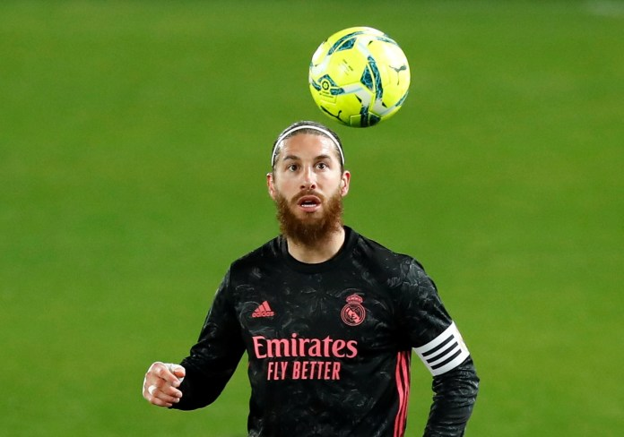 Reports reveal an English offer to Ramos