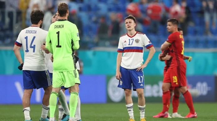 Russia sets a record negative in the European Cup