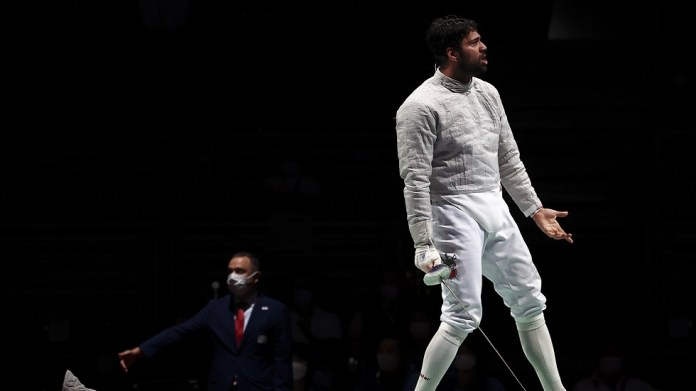 After a fiery start, the Egyptian Sisi disappoints the Tokyo Olympics
