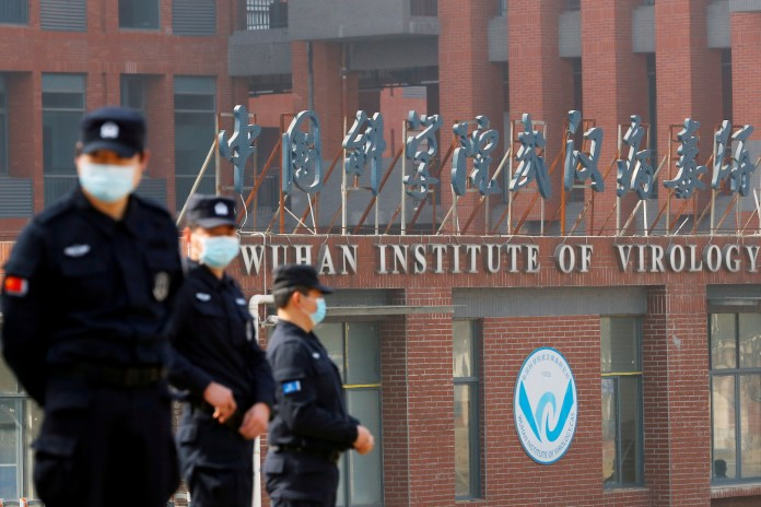 Documents reveal US funding for research on the Corona virus in China