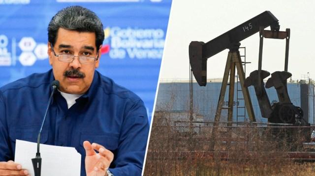 «Хотят вторгнуться на нашу родину»: Мадуро обвинил США в попытке развязать войну за нефть