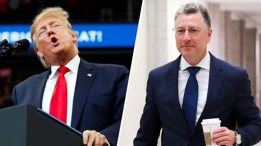 «Пространство для манёвра»: как показания Курта Волкера могут повлиять на импичмент Дональда Трампа