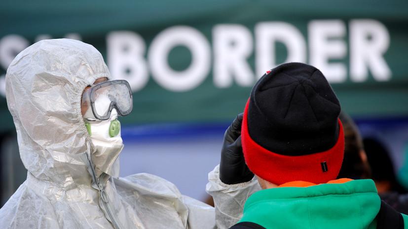 В Европе не осталось стран без коронавируса