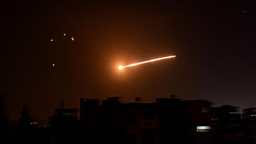 Szíria az aleppói égbolton elkövetett támadásról számolt be