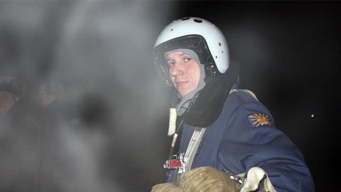 Лётчик Роман Филипов © Фото из личного архива