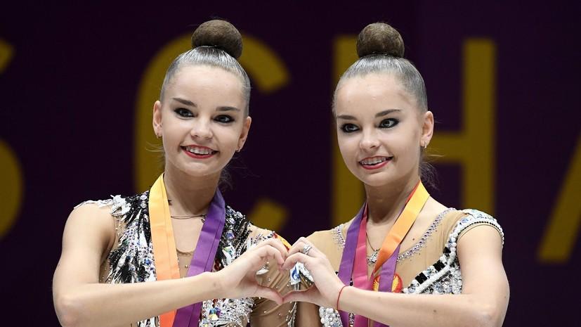 Немов предположил, что сестры Аверины не выступят на Олимпиаде в Париже
