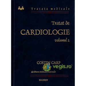 NATIONAL Tratat de cardiologie Vol II - Costin Carp