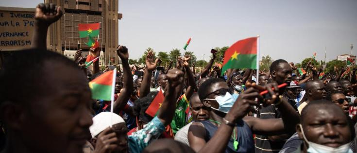 Public anger grows in Burkina Faso after a deadly massacre