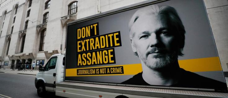 What's at stake if Julian Assange is convicted?
