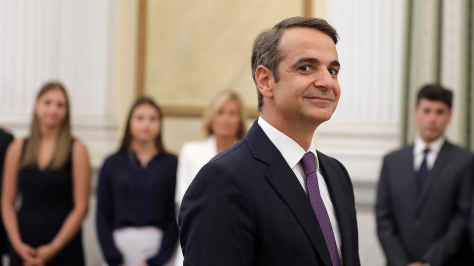 Meet Kyriakos Mitsotakis, Greece's Prime Minister-elect