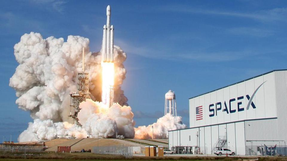 Elon Musk Company Space X
