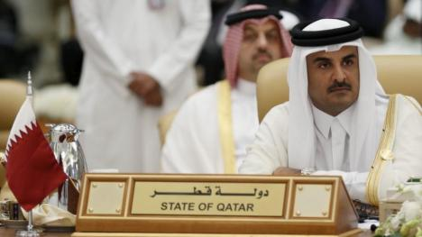 Image result for Qatar announced to ban products from UAE , Saudi Arabia, Bahrain and Egypt