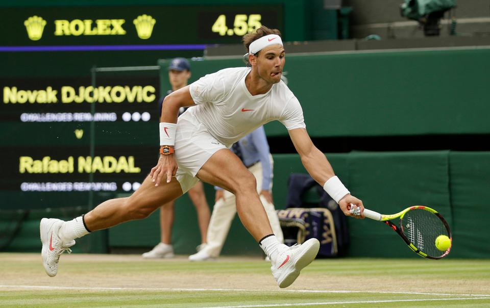 It was Rafael Nadal's 52nd match against Novak Djokovic, a rivalry dating back to 2006.