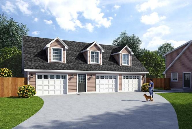 Garage Apartment Plans Find