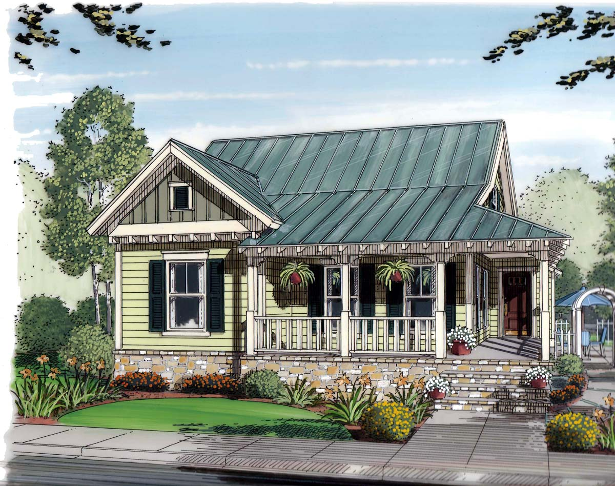 House Plan 30502 At FamilyHomePlans.com
