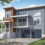 2 Bedrooms 2 Bathrooms 2 Car Garage With Walkout Basement Foundation