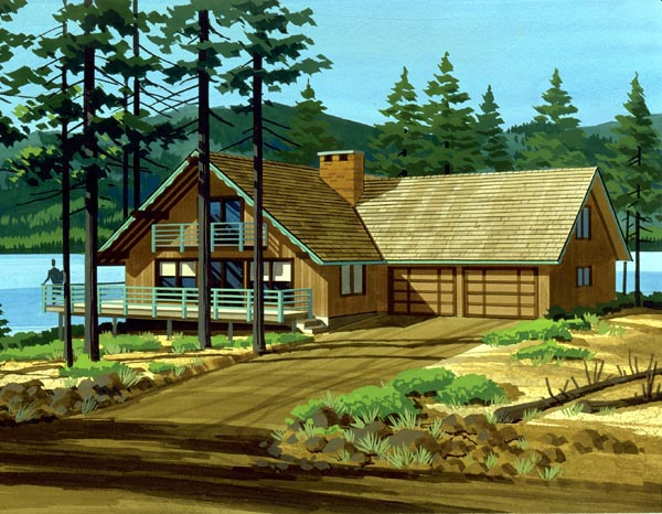 Ranch Style House Plan 98381 With 5 Bed 2 Bath