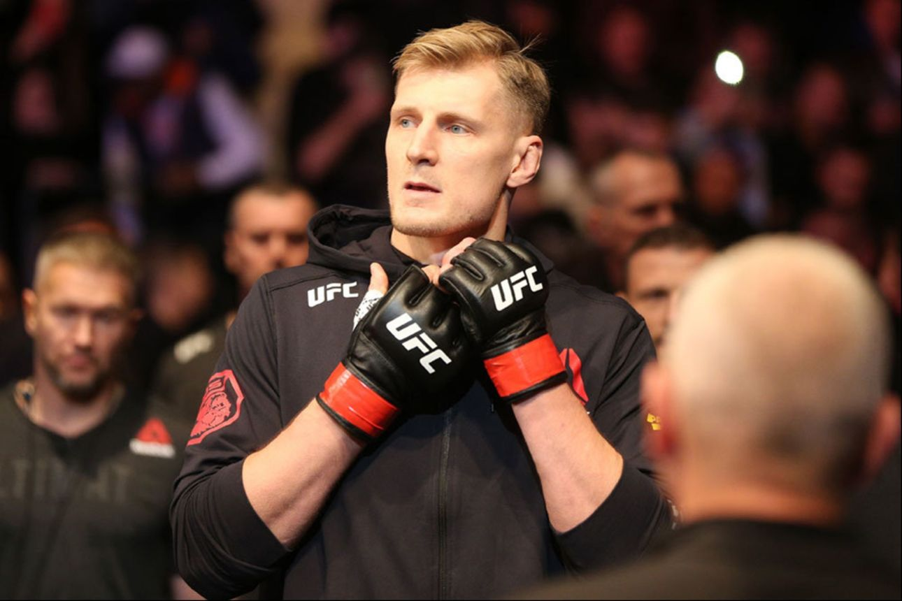 Ciryl Gane admitted that he considers the fight against the Russian Alexander Volkov the most difficult test in his career