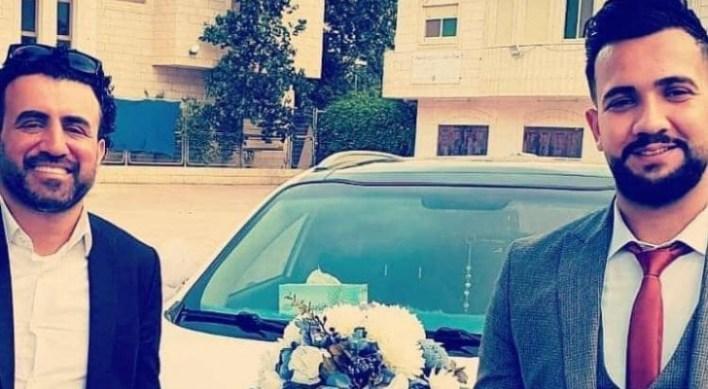 الكوميدي الفلسطيني محمد الطيطي وأخوه الشهيد الذي ارتقى برصاص الاحتلال الإسرائيلي