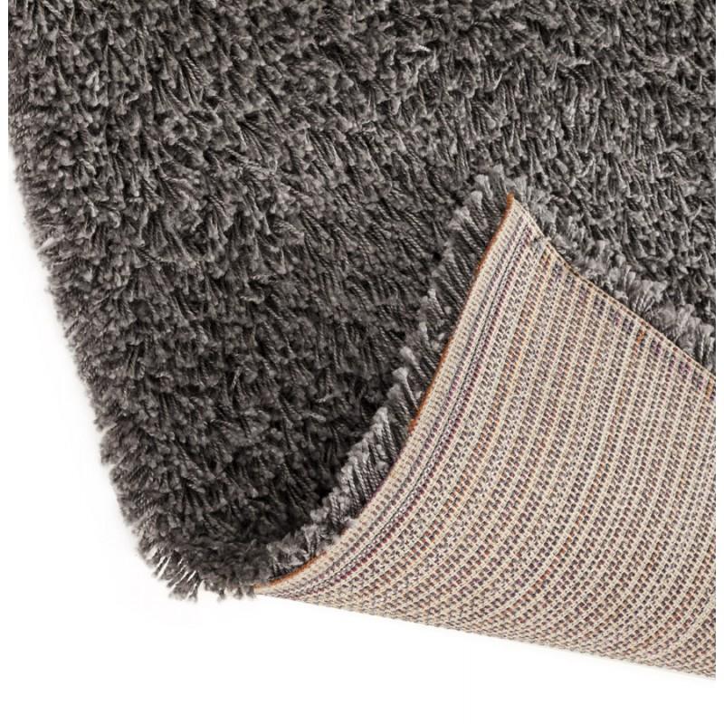 rechteckige zeitgenossische teppiche madagaskar kleines modell 120 x 170 grau rechteckiger teppich