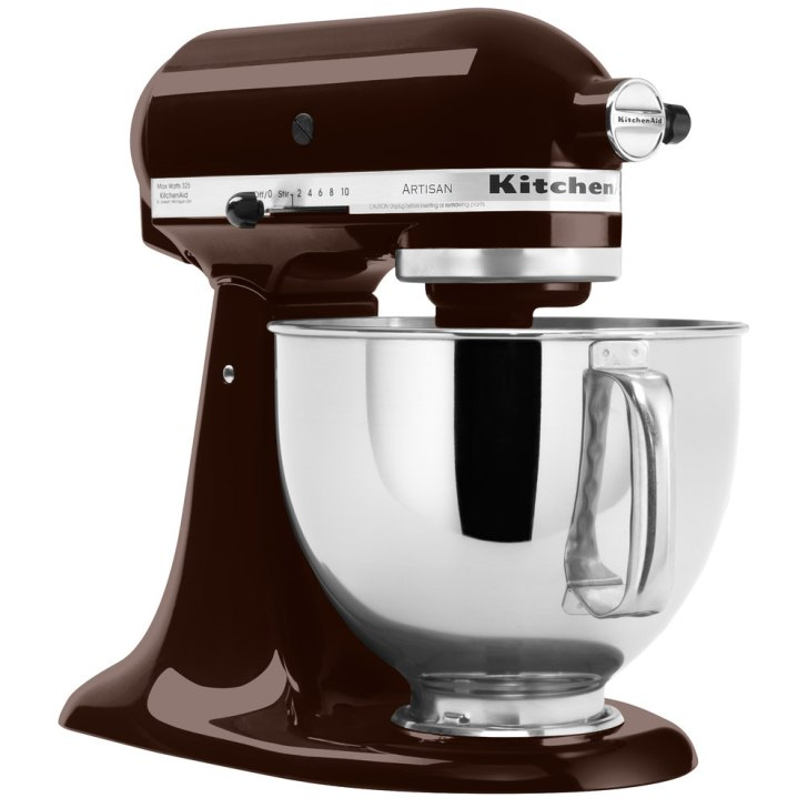 Kitchenaid Ksm150pses Espresso Artisan Series Countertop Mixer