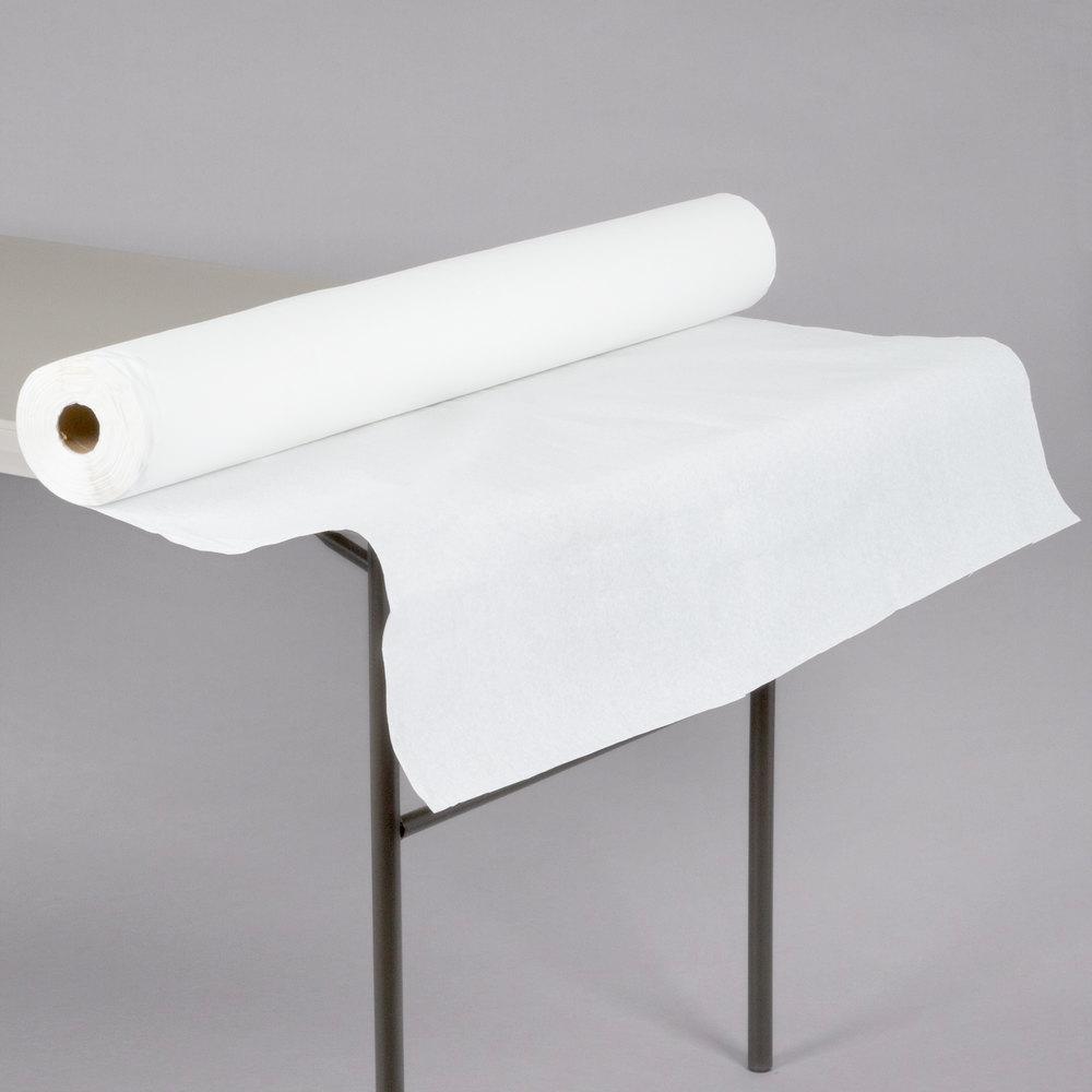 Cream Coffee Large Table