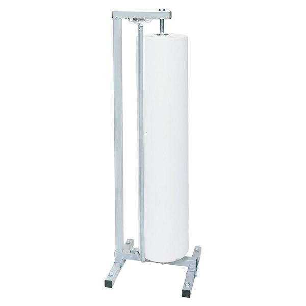 bulman r996 36 36 vertical one roll paper rack