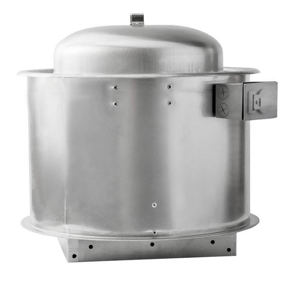 naks 10d 500 ff direct drive centrifugal upblast exhaust fan 500 cfm 1337 rpm 115v single phase