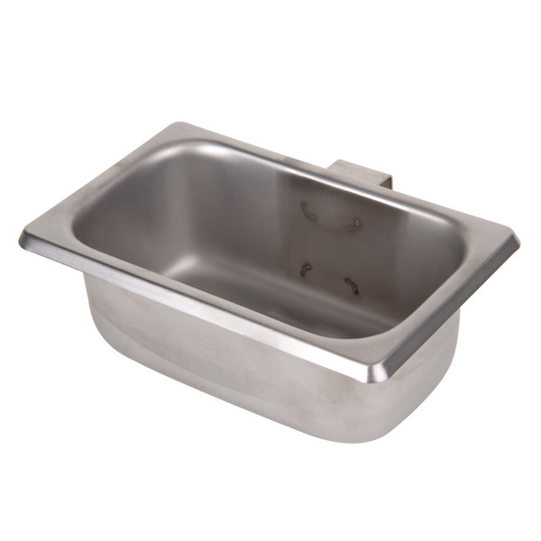 exhaust hood grease trap pan 6 3 4 x 4 1 4 x 2 1 2