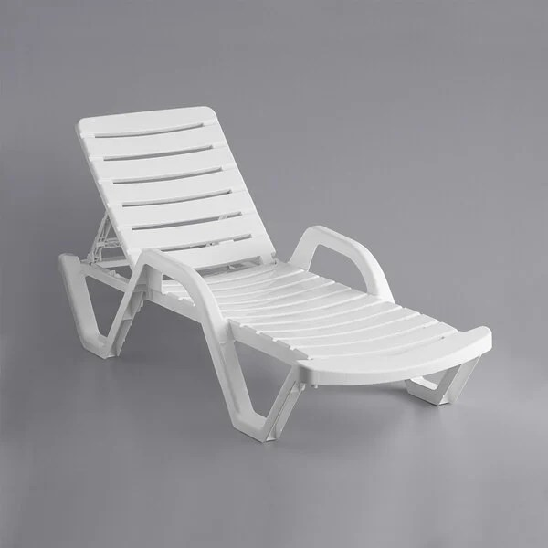 lancaster table seating white stacking adjustable resin chaise
