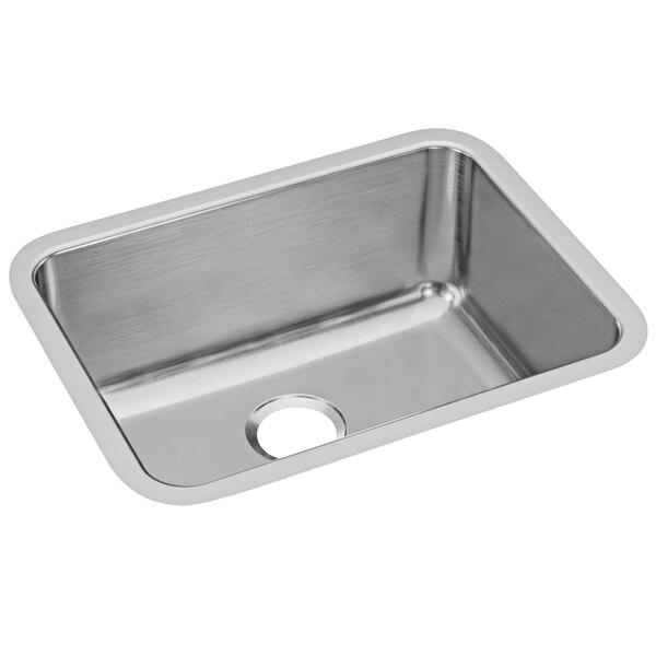 elkay eluh211510 lusterstone classic single bowl undermount sink 21 x 15 3 4 x 10 bowl