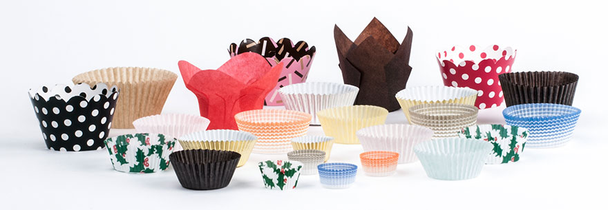 Types Of Cupcake Liners
