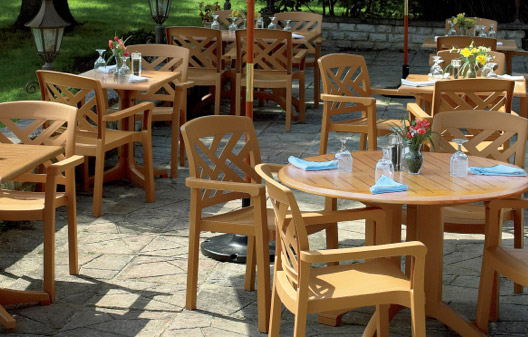 commercial outdoor furniture patio