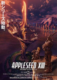 Watch Appleseed XIII full episodes online English Dub.