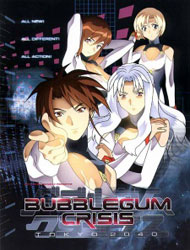 Watch Bubblegum Crisis 2040 online English Dub.
