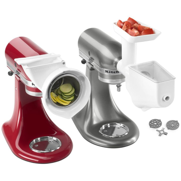 Kitchenaid Fppa Slicer Shredder Attachment Stand Mixers