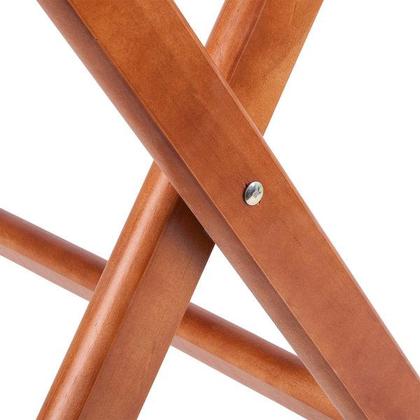 Lancaster Table Amp Seating Wood Folding Luggage Rack