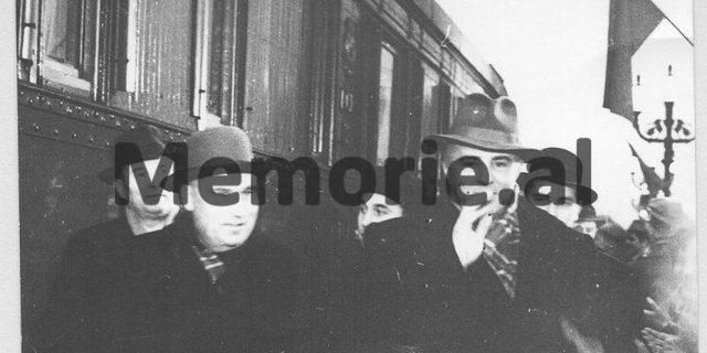 Moskë 1960, fotot e rralla të komunistëve/ Nga mbërritja e