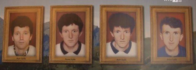 FOTO/ Rrëfimi i babait të katër djemve që ia vranë