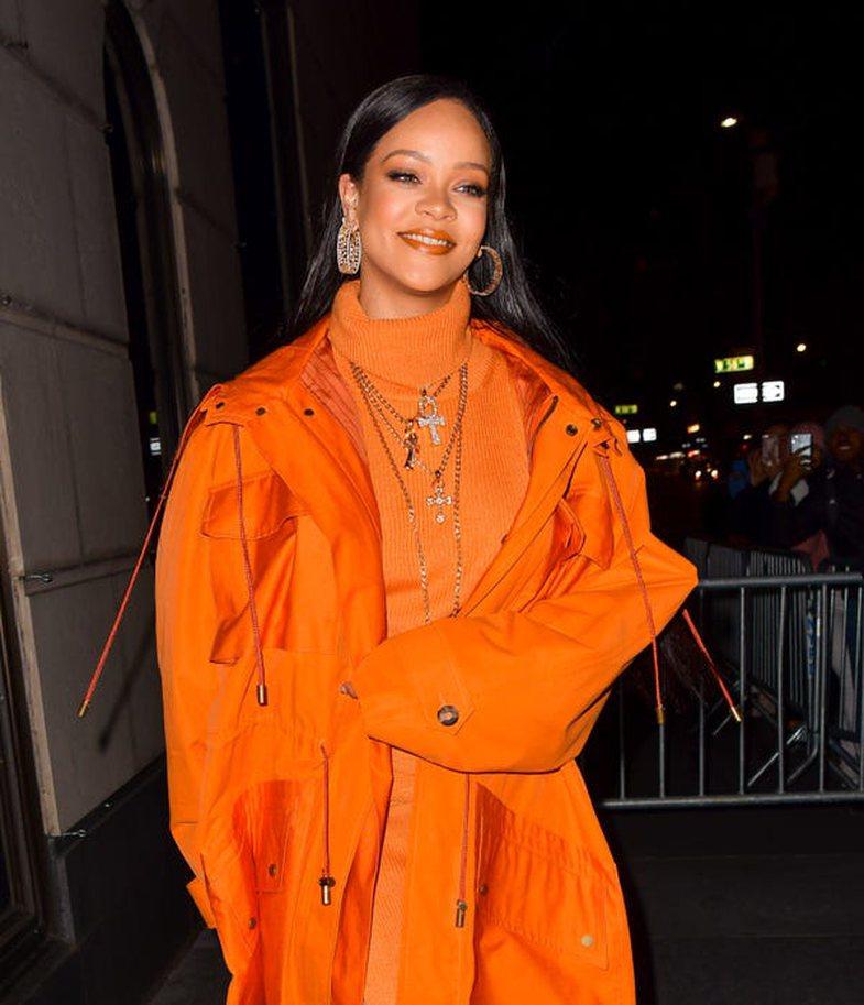 Rihanna provon se gjithë ç'ju duhet këtë sezon