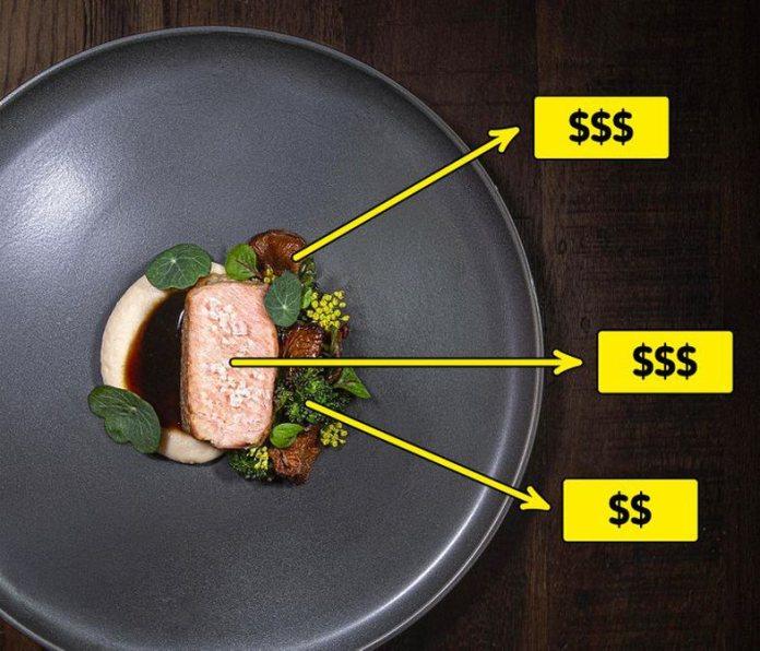 Kaq pak?! 6 arsye pse restorantet fancy e shërbejnë ushqimin në