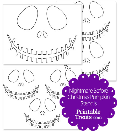 Medium Christmas Stencil Patterns