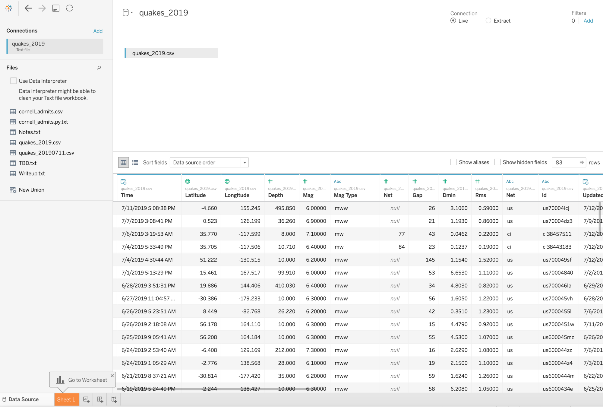 Enrich Data In Tableau With Machine Learning Using