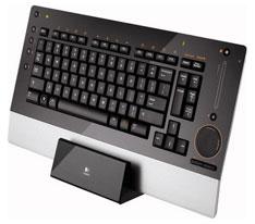 Sexy new keyboard from Logitech