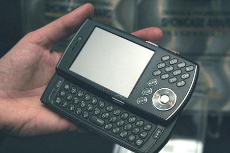 Samsung SCH i760 svelte and sexy