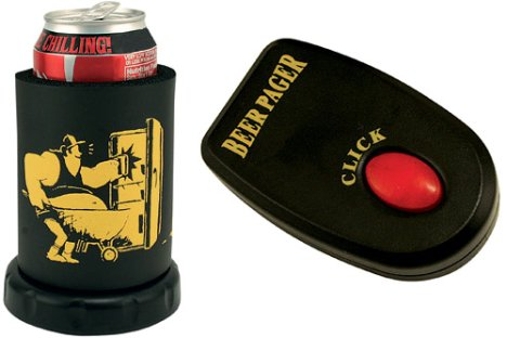 Beer Pager for the holidays