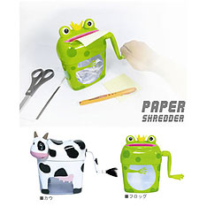 Paper shredders ooze with cuteness